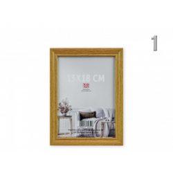 Képkeret, fa, 13×18-as képnek