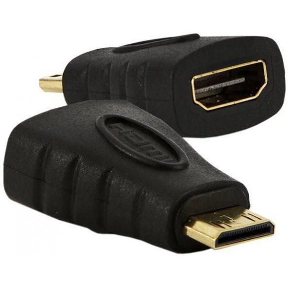 Adapter AKYGA HDMI/HDMI mini
