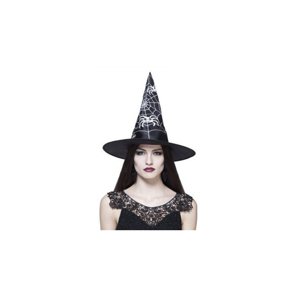 Fekete boszorkány kalap felnőtteknek