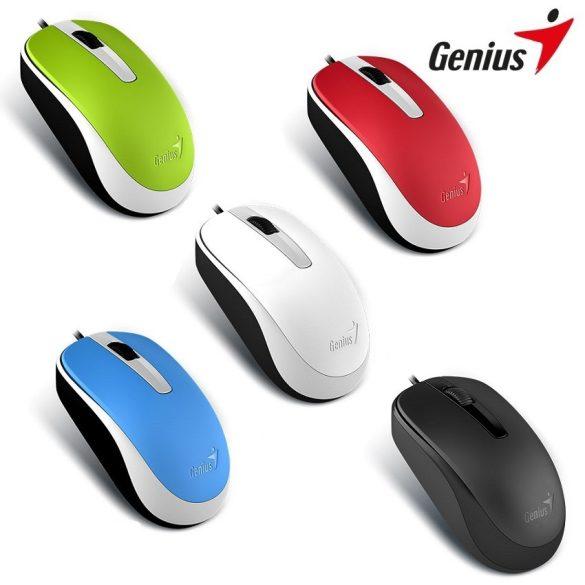 Egér Genius Optical DX-120 USB - Több színben