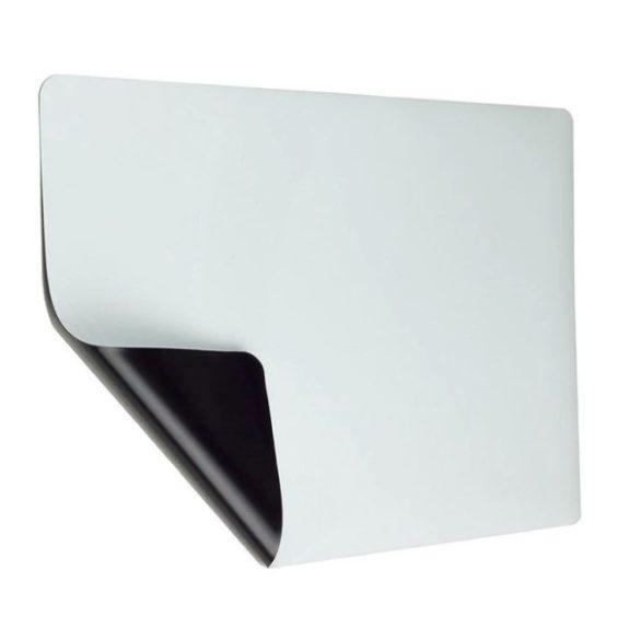 Mágneslap  Markerrel írható, törölhető - A4 méretben
