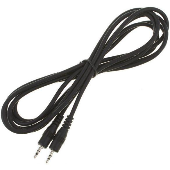 Kábel Jack 3.5mm hosszabbító Jack Papa /Jack Papa (0,5m)