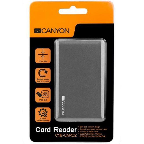 Adapter Kártyaolvasó - Canyon USB