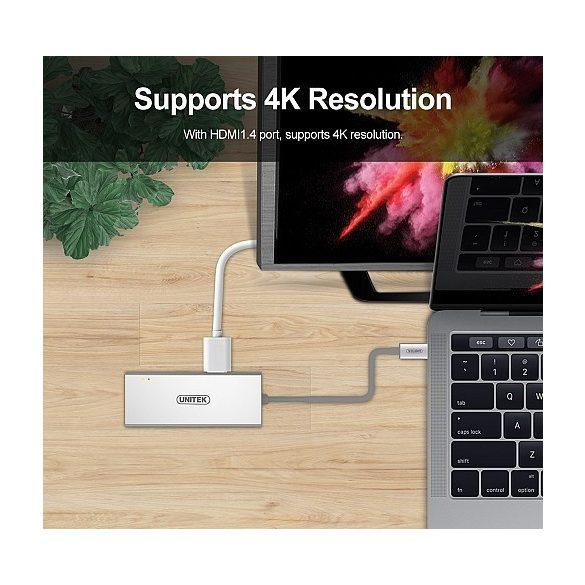 Unitek Y-9117 Multiport USB HUB