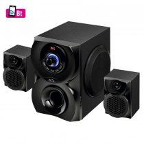 Audio Somogyi BT 201 2.1 Multimédia Hangrendszer Fekete