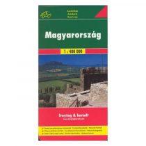 Térkép Magyarország