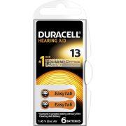 Gombelem Duracell 13 (hallókészülékhez)