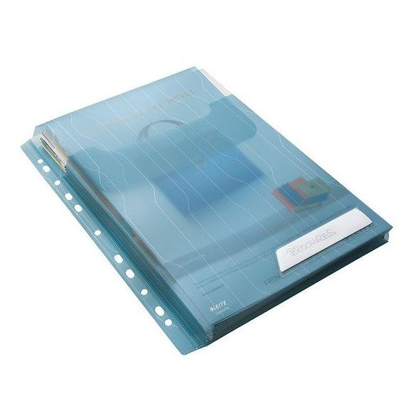 """Lefűzhető genotherm LEITZ """"Jumbo"""" - A4 (200 mikron) (3db/cs)"""