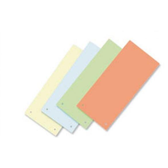 Elválasztócsík vegyes szín 50db-os