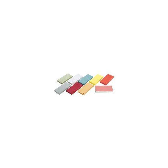 Elválasztócsík karton VICTORIA (50db-os) - Több színben