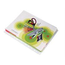 Lefűzhető Genotherm VICTORIA JUMBO A4 (100 mikron) - 10db
