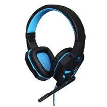 Audio Fejhallgató Acme Aula Prime LB-01 Gaming Mikrofonos Fekete / Kék