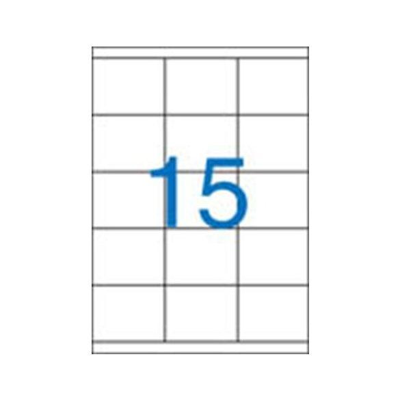 15 Etikett cimke/Lap Victoria A4