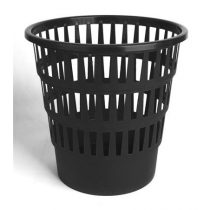 Papírkosár VICTORIA Kerek műanyag Rácsos (15 liter)