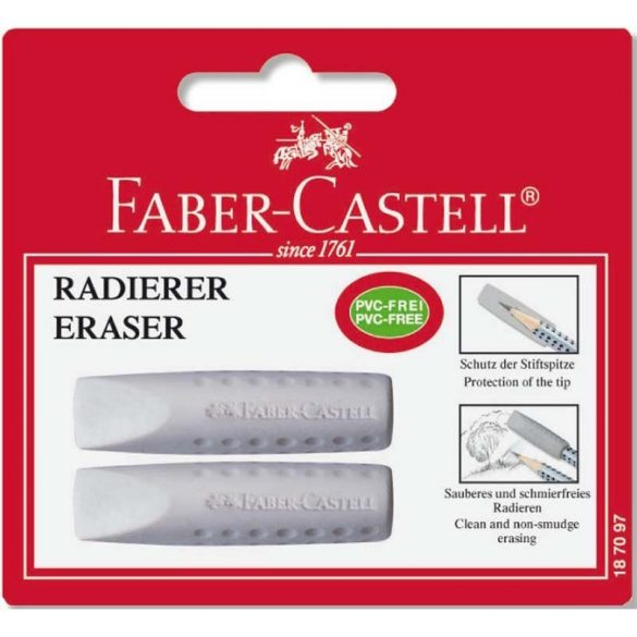 Kupakradír Faber-Castell (2db/cs)