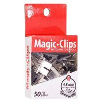 "Iratcsiptető Kapocs (4,8 mm) - ICO ""Magic Clip"""