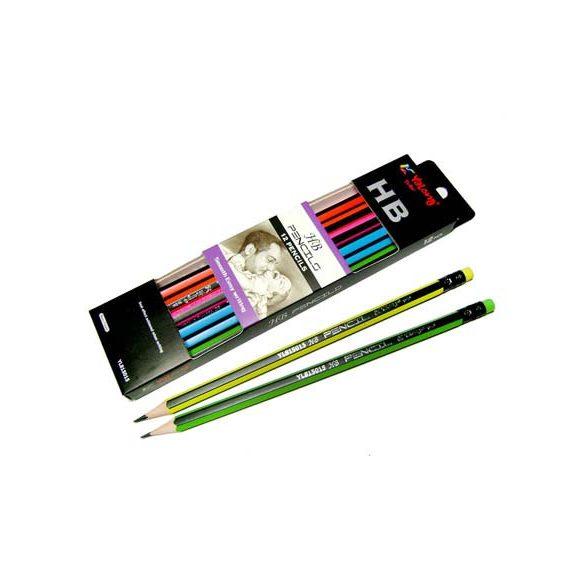 Grafitceruza YALONG Radírral (HB) YL815015