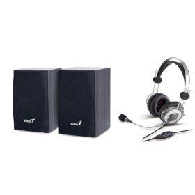 Hangfalak és fejhallgatók