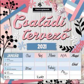 Tervezőnaptár