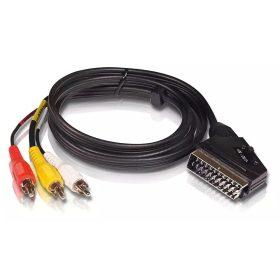 SCART és egyéb video kábelek