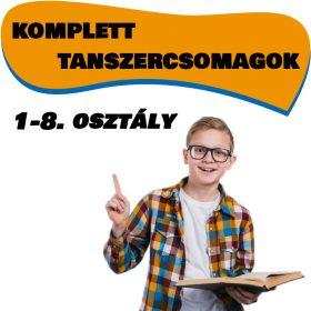 Általános Iskolai TANSZERCSOMAGOK (1-8. Osztály)