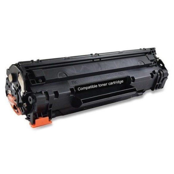Toner HP CE285A Black Utángyártott