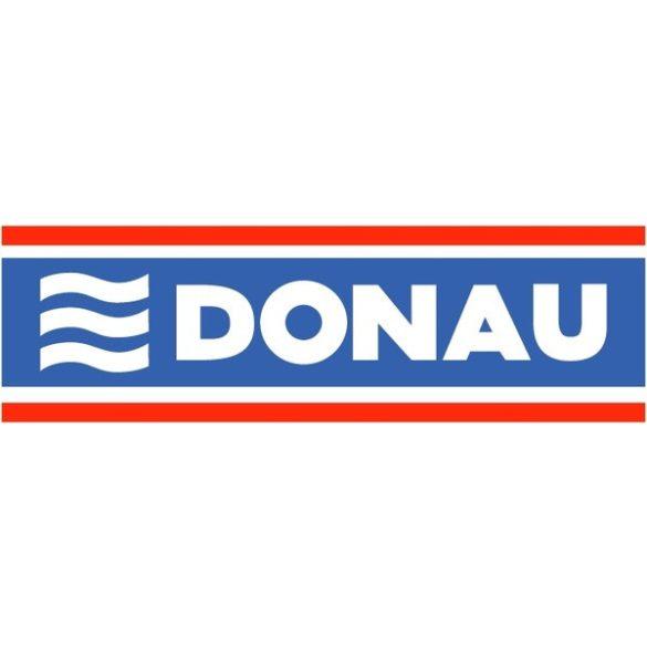 Hegyező Donau kétlyukú fém