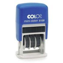 Bélyegző COLOP S120 Dátumbélyegző