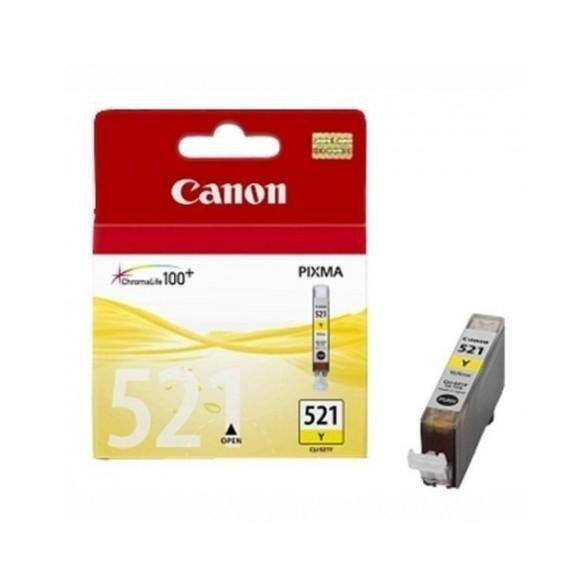 Patron Canon CLI-521 Yellow