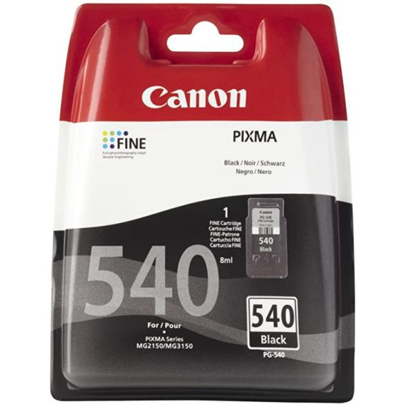 Patron Canon PG540 Black Eredeti