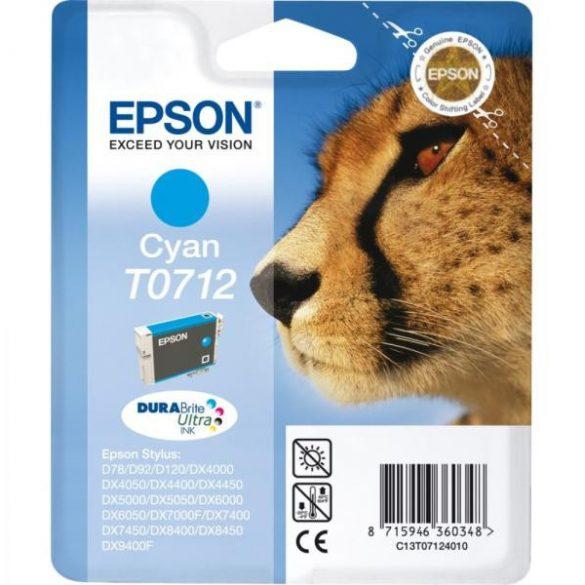 Patron Epson T0712 Cyan