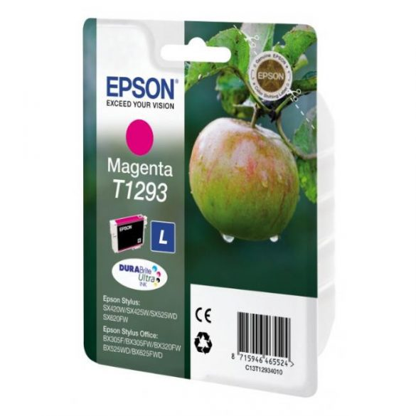 Patron Epson T1293  Magenta