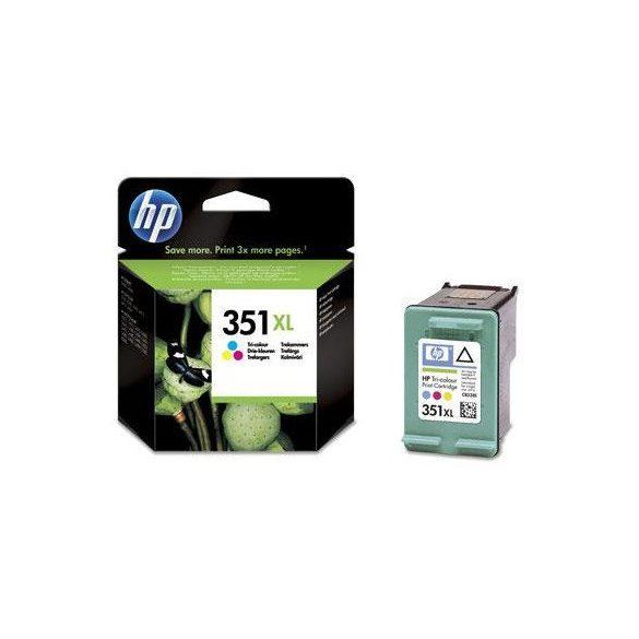 Patron HP 351 Color EREDETI Több méretben