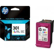 Patron HP 301 Color EREDETI Több méretben