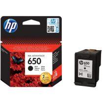Patron HP 650 Black EREDETI