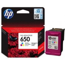 Patron HP 650 Color EREDETI
