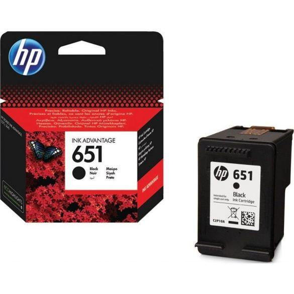 Patron HP 651 Black EREDETI