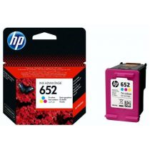 Patron HP 652 Color EREDETI