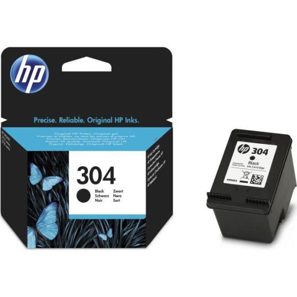 Patron HP 304 Black EREDETI Több méretben