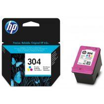 Patron HP 304 Color EREDETI Több méretben